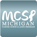 Michigan Cancer Surveillance Program Logo